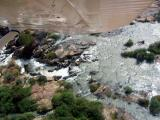 Low pass over Epupa Falls