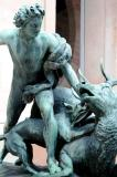 La Génie de la chasse, Jean-Baptiste Debay, 1838