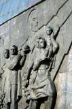 Soviet Space Flight Monument