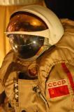 Soviet cosmonaut spacesuit