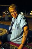 Mom's henna tattoo