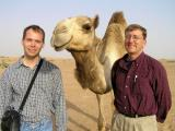 Me, Roy and Camel