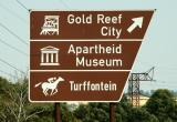 Gold Reef City and the Apartheid Museum are worthwhile stops in Johannesburg