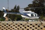 Helicopter rides from Gold Reef City weekend afternoons with Capital Air