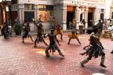 Zulu and other African Tribal Dancing, Gold Reef City