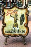 Tribal Dancing 2x daily at Gold Reef City