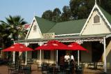 Gold Reef city has a small recreation of a Victorian Village