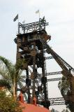 Tower above the 14 Shaft at Gold Reef City
