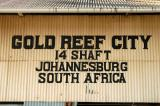 Gold Reef City 14 Shaft, Johannesburg, South Africa