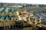 The massive Gold Reef City casino