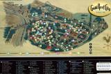 Map of Gold Reef City