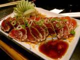 tuna tataki @ sono sushi