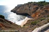 A small beach in algarve, Portugal