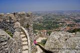Castelo dos Mouros in Sintra