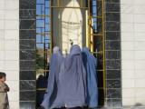 Burqa's Visiting