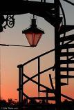 20050623 Sunset Lantern & Spiral