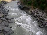 Gangai passing through RishikEsh