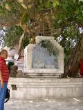 The place where our lord did Geethopadesam at Kurukshetra1.JPG