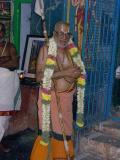 swamy leading the namavali ghosti