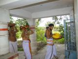 prasadam from Tirunarayanan and Swami Desikan