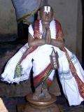 ThondaradipoDi Azwar at his avatAra stalam ThiruMandangudi