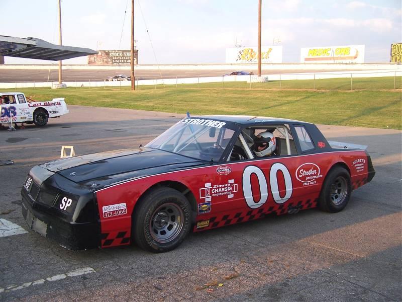 Hulsey Racing Music City Motorplex July 29 2005