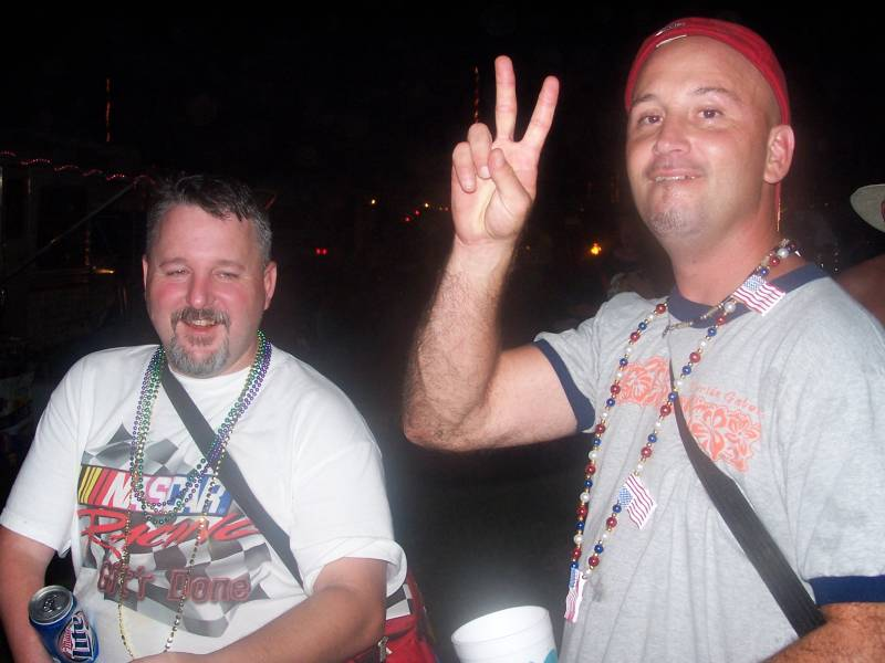 talladega fall 2005 peace out