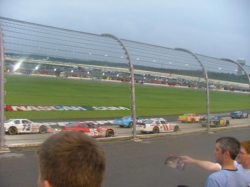 Nashville Super Speedway