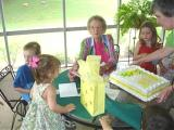 Aunt Dots 90th Birthday Party