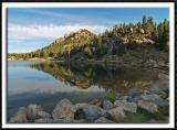 Lily Lake Reflection