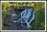 Falls on the Eagle River