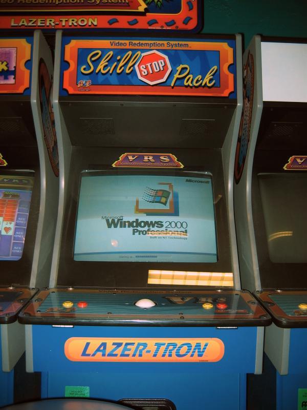 Windows video game