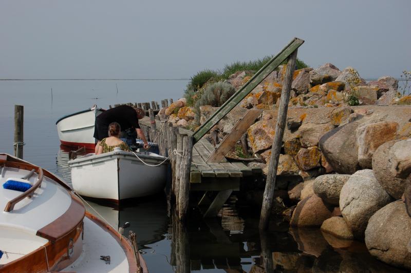 Strandbyen Habour pier