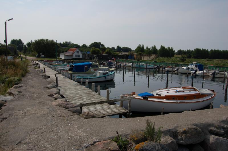 Strandbyen Habour