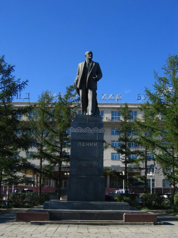 Lenin lives on