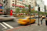 Taipei street.Taiwan