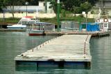 Sun Moon Lake harbor