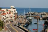 Small town of harbor,The trip of Taiwan