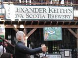 Keith's Brewery Halifax Farmer's Market 2003