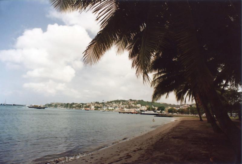 La plage de La Française