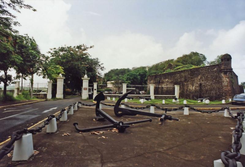 Fort Saint Louis