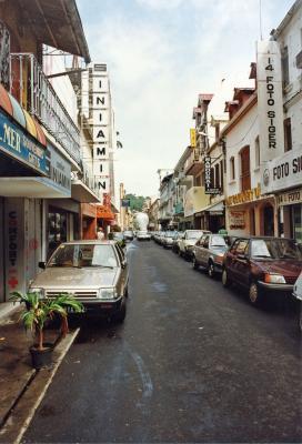 La rue Siger