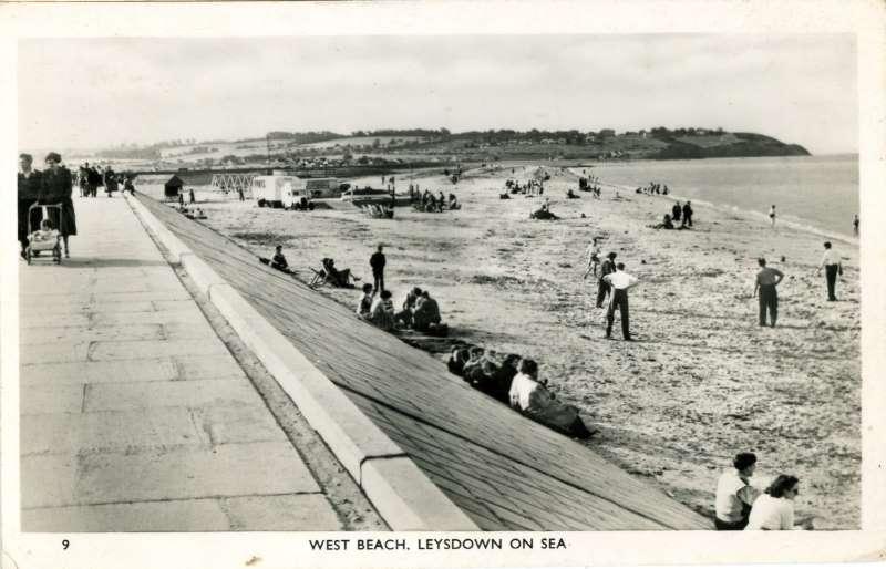 West Beach, Leysdown