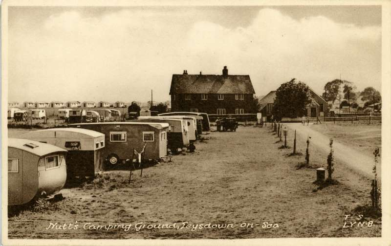 Nutts Camping Ground, Leysdown