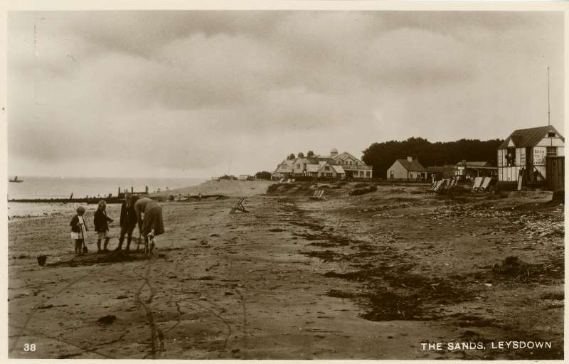 The Sands, Leysdown