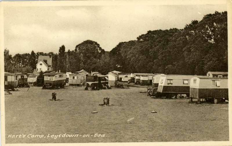 Harts Camp, Leysdown