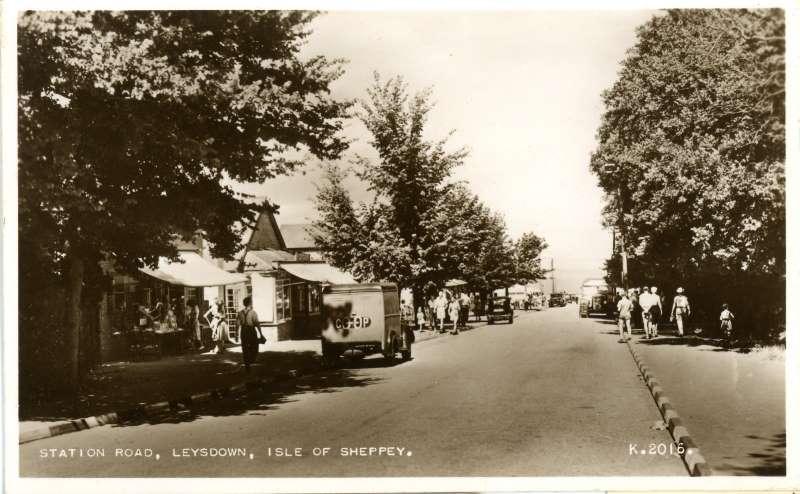 Station Road, Leysdown