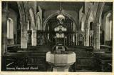 Interior, Eastchurch church