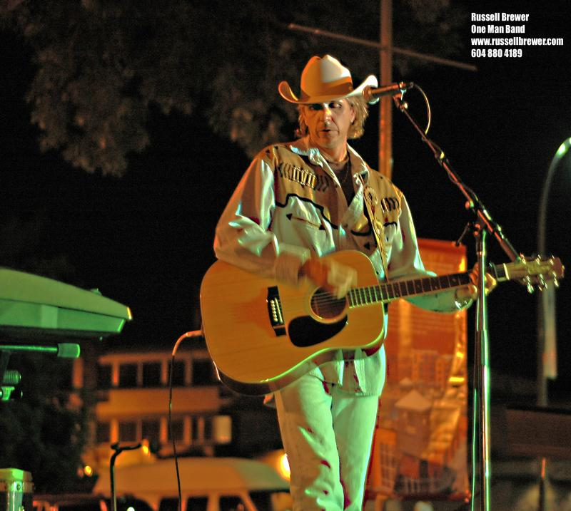 Concert in the Park Kelowna Canada