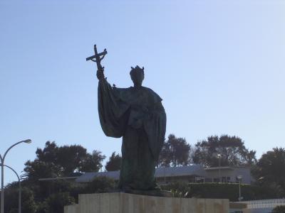 Lagos - Statue